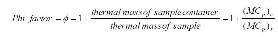 Phi Factor Equation